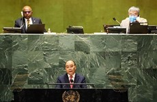 Vietnam cooperates with nations to prevail over pandemic, build peaceful, prosperous world