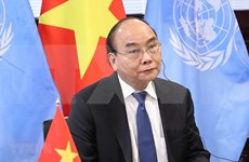 Remarks by President Nguyen Xuan Phuc at Summit on Ending the Pandemic and Building Back Better