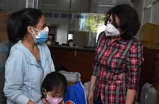 UNICEF speaks highly of Vietnam's priority to COVID-19 orphans