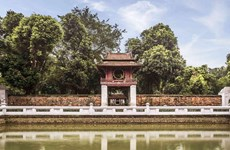 Online discussion seeks to bring into play Quoc Tu Giam's cultural values