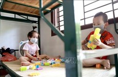 Vietnam exerts efforts to ensure best care for children orphaned by COVID-19