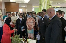 Vietnam shares entrepreneurship experience with Algeria