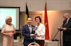 Golf tournament held in Belgium to raise funds for Vietnamese dioxin victims