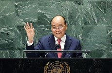 Vietnam's image boosted as UNSC member: Canadian site