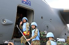 Vietnam, EU share knowledge, experience in peacekeeping, crisis management