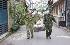 Army continues assisting southern localities' fight against COVID-19 after September 30