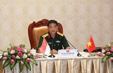 Vietnam, Indonesia hold meeting of joint working group on defence - military ties