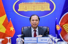 SOM meeting held in preparation for 38th, 39th ASEAN Summits