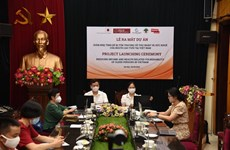 WB, Japan help care for older persons in Vietnam