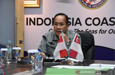 Indonesia, Singapore strengthen maritime security cooperation