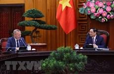 UK ranks among top economic partners of Vietnam: PM