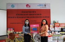 UN Women supports victims of gender-based violence