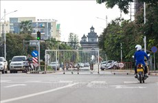 Laos extends lockdown order for 15 more days
