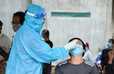Vietnam records 5,490 new COVID-19 cases on October 2