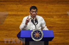 Philippine President announces retirement from politics