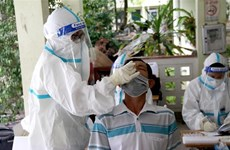 Vietnam reports 5,383 new cases of COVID-19 on October 4
