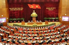 Fourth session of 13th Party Central Committee opens