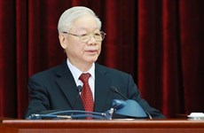Party Central Committee's fourth session focuses on Party building, rectification