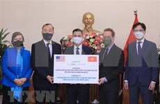 Vietnam receives 1.5 million COVID-19 vaccine doses from COVAX
