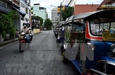 Thailand's August industrial output lowest in 13 months