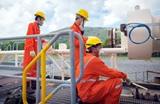 PetroVietnam's State budget payment surpasses 2021 target