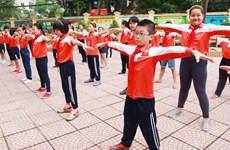 New school programme focuses on students' health