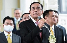 Thailand's ruling Party nominates Prayut Chan-o-cha for next PM election