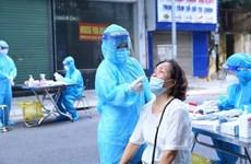 Hanoi records no COVID-19 cases in 12 hours