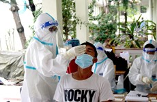 Vietnam reports 4,363 new COVID-19 cases on October 6