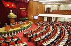 Party Central Committee discusses report on Party building, rectification