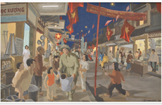 Online exhibition celebrates 67th anniversary of Capital Liberation Day