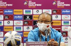 Match against China at World Cup qualifiers important to Vietnam: head coach