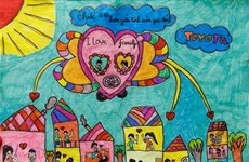 """""""Dream car"""" art contest  launched for children"""
