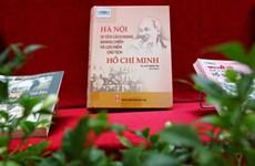 Exhibition opens to celebrate Hanoi's 67th liberation anniversary