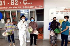 HCM City assists over 2.4 million workers affected by COVID-19