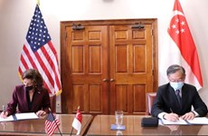 Singapore, US seal deal to implement growth and innovation partnership