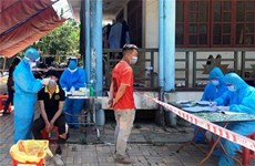 Vietnam has 4,806 new COVID-19 cases to report on October 8