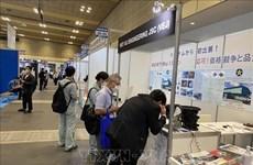 Vietnam leaves impression at M-Tech Osaka 2021