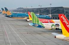 Meeting discusses pilot resumption of commercial flights