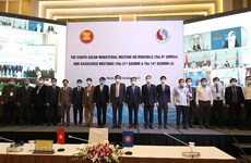 Eighth ASEAN Ministerial Meeting on Minerals opens
