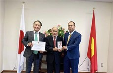 Japanese firm commits 1 mln JPY to Vietnam's COVID-19 vaccine fund