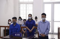 Trio imprisoned for illegally bringing Chinese to Vietnam