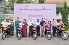 HCM City launches app connecting philanthropists with needy people