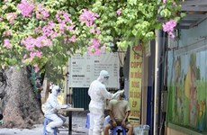 Vietnam records 4,513 COVID-19 infections on October 9