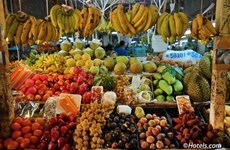 Thailand's fruit exports increase sharply