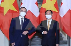 50 years of Swiss-Vietnamese diplomatic relations: trust and commitments for future
