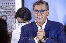 Congratulations to Prime Minister of Morocco