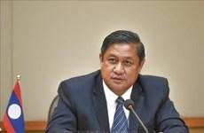 Lao Ambassador takes office as ASEAN Deputy Secretary-General