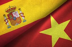 Top legislator extends congratulations to Spain on National Day