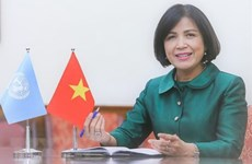 Vietnam active at UNHRC's 48th session